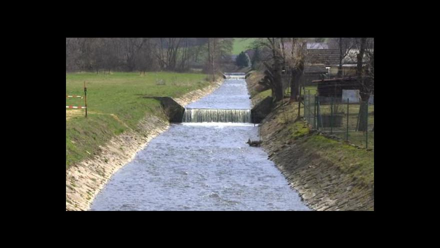 Video Blanka Poulová o protipovodňových opatřeních ve Štěpánově