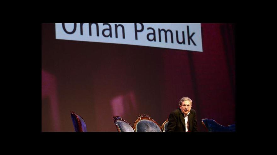 Video Rozhovor s Orhanem Pamukem