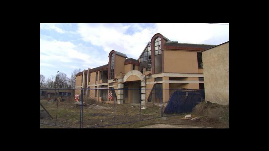 Video Michal Jemelka o demolici chrastavského kulturního domu