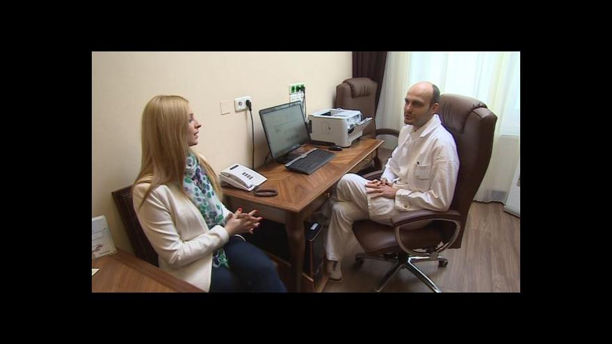 Video Veronika popisuje, proč se rozhodla pro liposukci