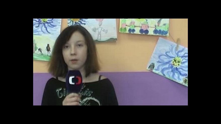 Video Reportáž Elišky Uškrtové
