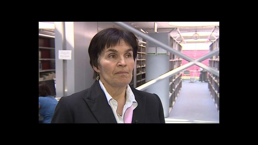 Video Hana Matějovská Kubešová z LF MU hovoří o výsledcích výzkumu