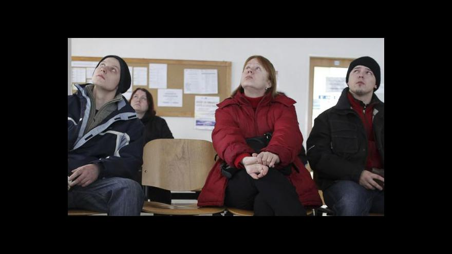 Video Téma nezaměstnanosti v UvR