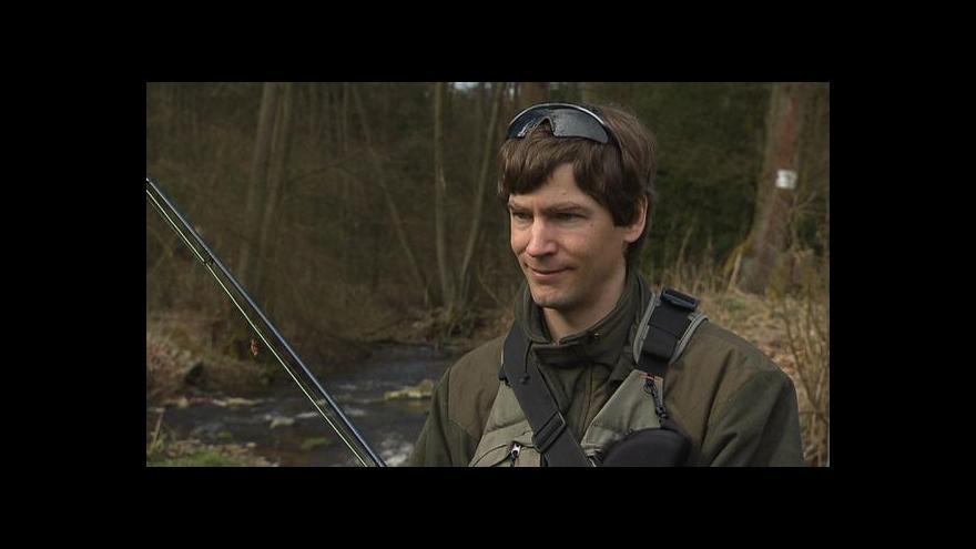 Video Rozhovor s ichtyologem Pavlem Vránou