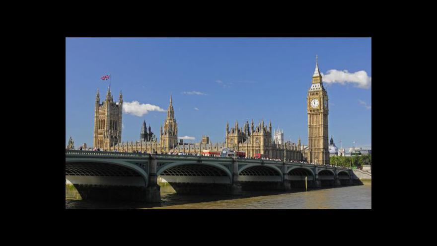 Video Zpravodaj ČT Ivan Kytka o přípravách na maraton v Londýně