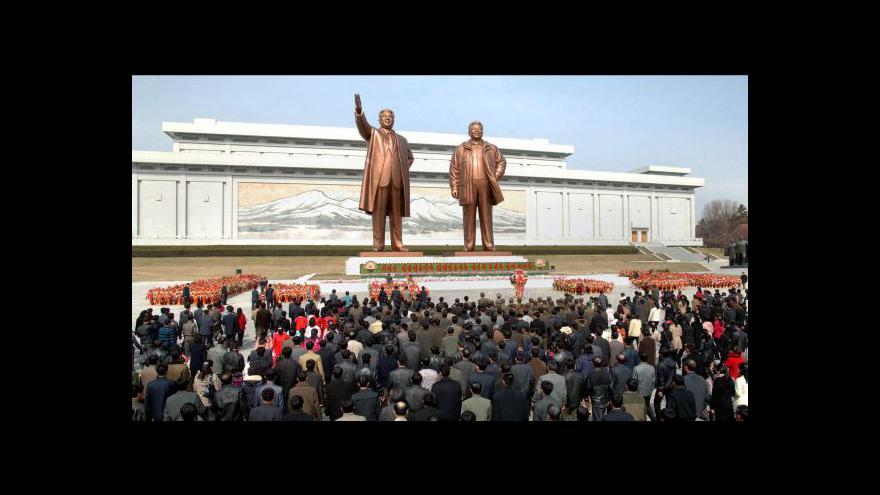 Video Reportáž o dění na Korejském poloostrově