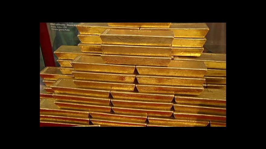 Video Investiční stratég Michal Valentík o situaci kolem hodnoty zlata