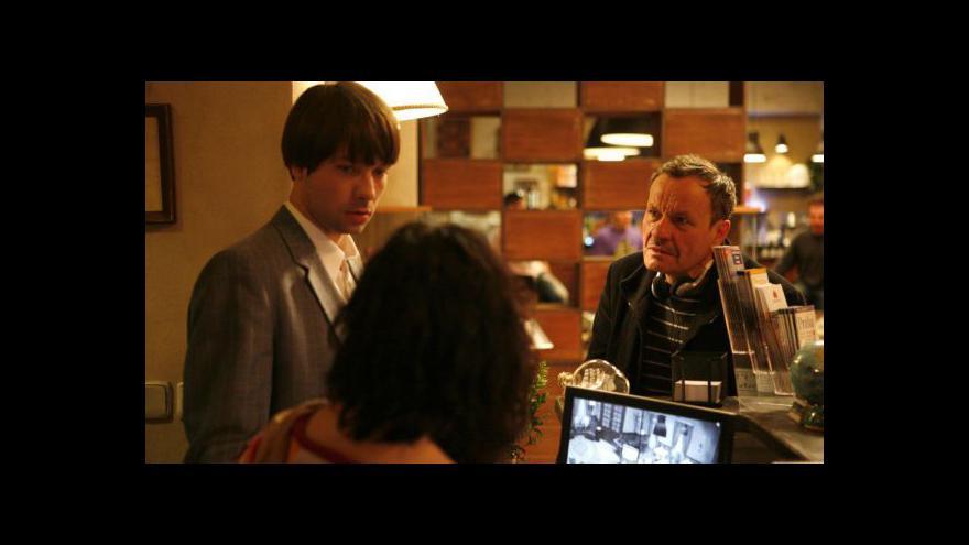 Video Miroslav Krobot o seriálu Čtvrtá hvězda