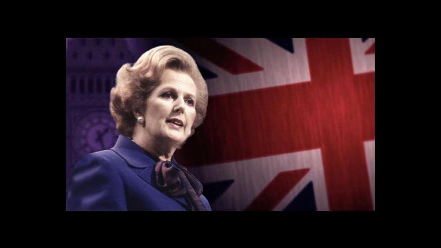 Video Železo v prach se obrátí: Británie pohřbí Margaret Thatcherovou