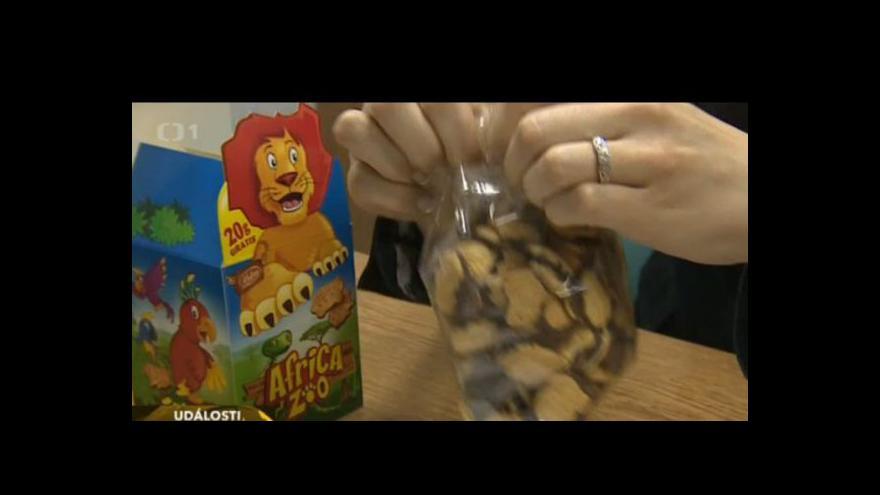 Video Kvalita potravin tématem Událostí v regionech z Brna