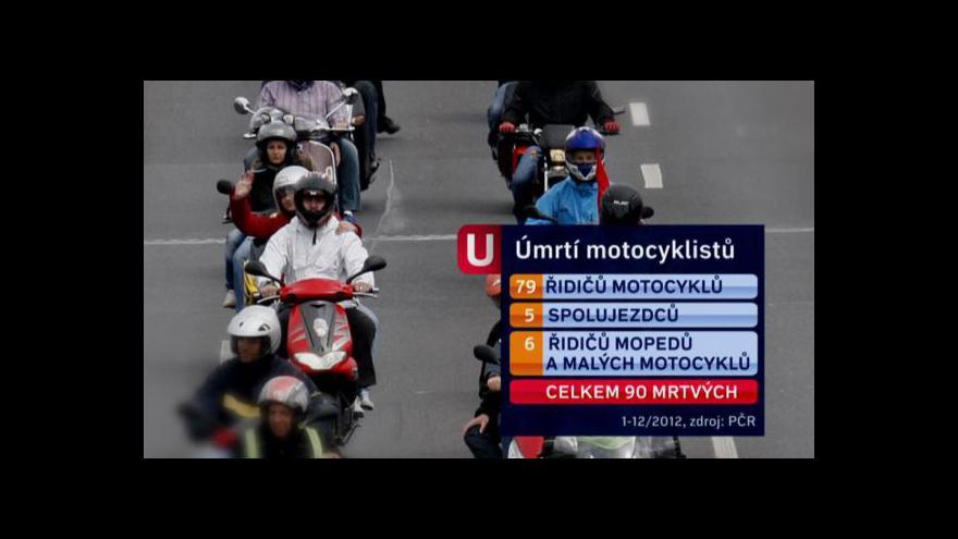 Video Na silnice vyrazí i policejní hlídky
