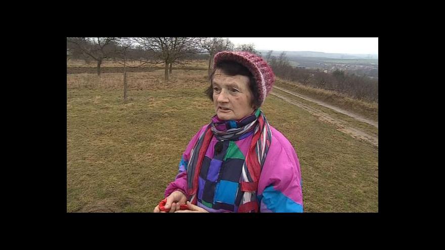 Video Svědkyně Zdena Suchomelová hovoří o havárii z roku 1961