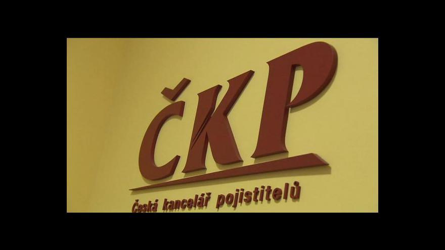 Video Úřad ombudsmana žádá prošetření postupu České kanceláře pojistitelů
