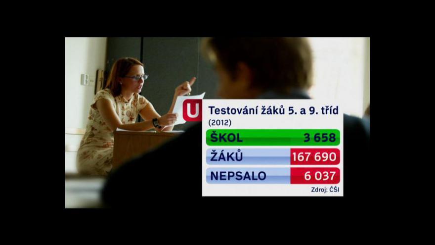 Video Rodiče proti celoplošnému testování