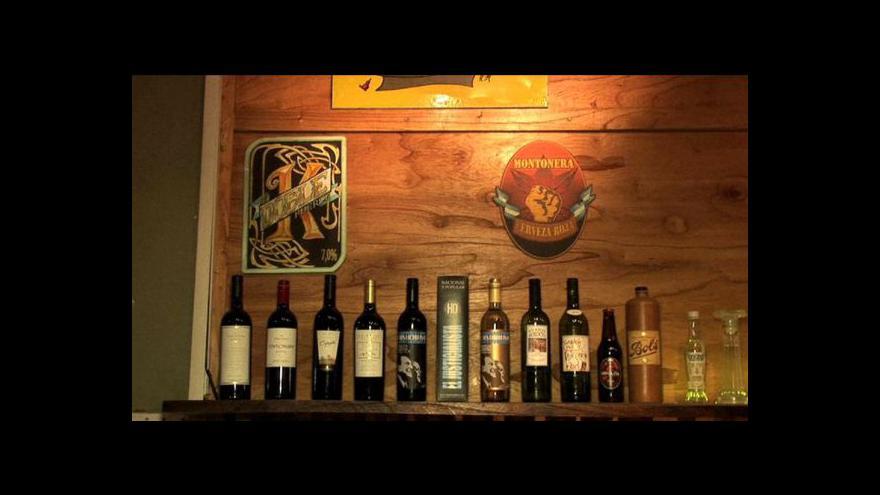Video Argentinské pivní speciály