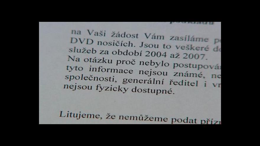 Video Antonín Bruštík ke karlovarské nemocnici