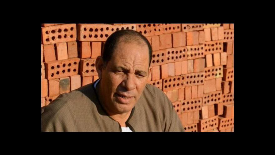 Video V Egyptě zavírají stovky továren