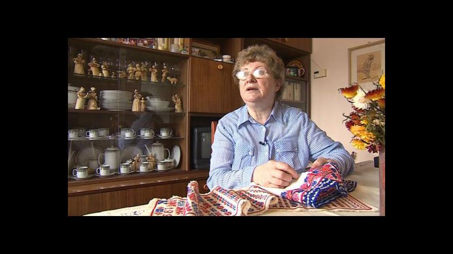 Video Kateřina Smějsová vysvětluje rozdíl mezi typy pláten