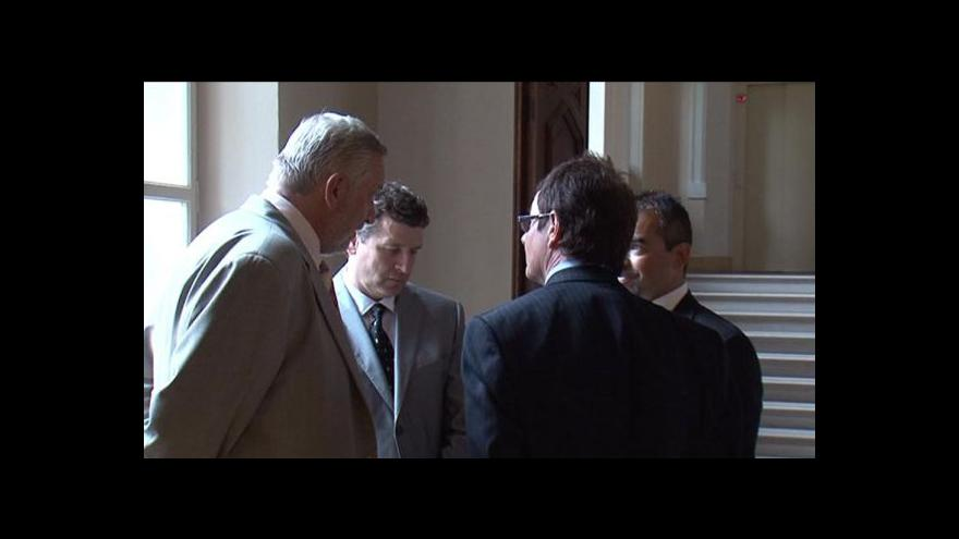 Video Petr Malý o propuštění Radovana Novotného