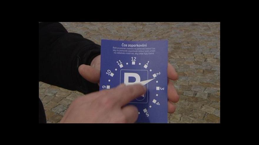 Video Přemysl Šrámek o parkování v Novém Městě nad Metují