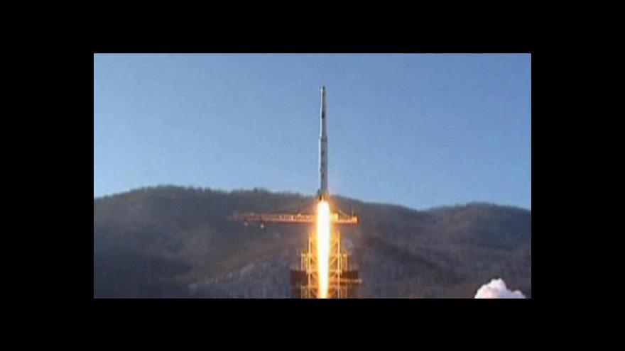Video Zprávy ve 12:00 k situaci na Korejském poloostrově