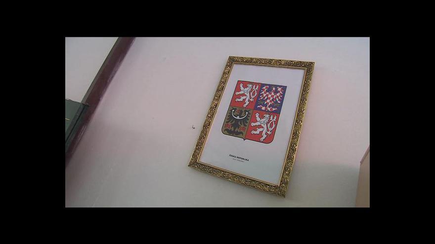 Video O portrét Zemana je zatím menší zájem než o Klause