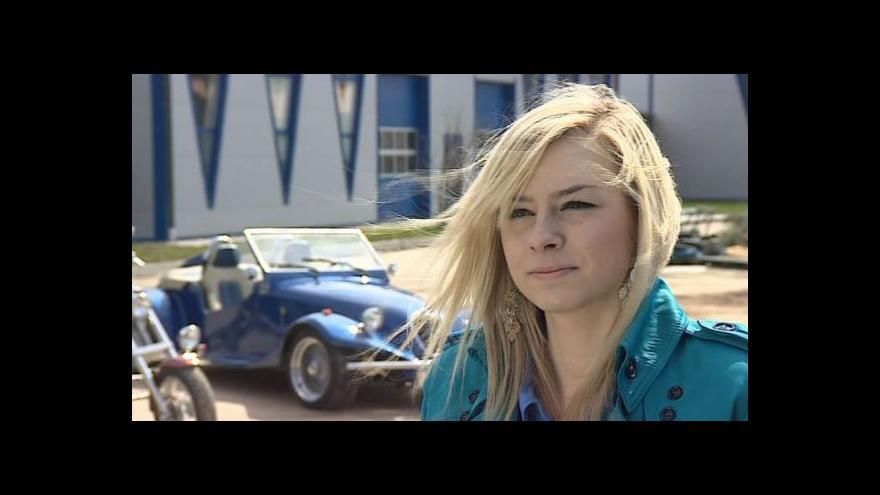 Video Mirka Vlková z firmy Thunderbolt hovoří o nové továrně