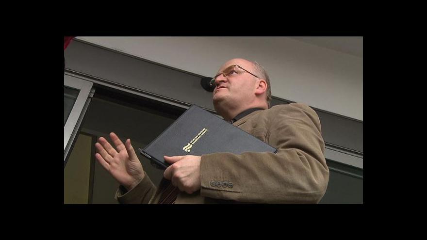 Video Události - Boj o budoucnost ÚSTR