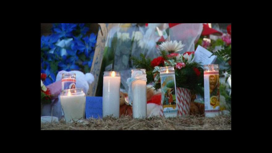 Video Kongres rozhoduje o zákonu o střelných zbraních