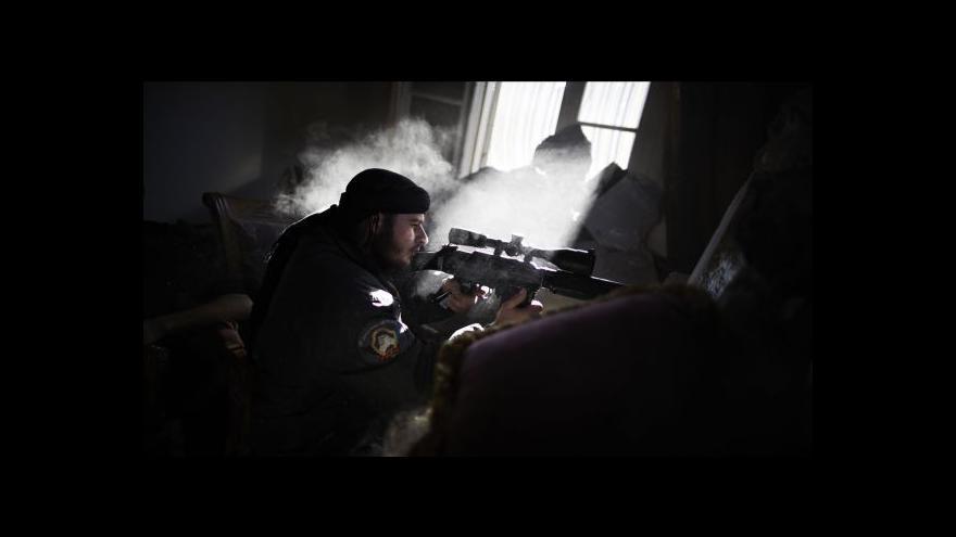 Video Vyzbrojovat rebely, nebo ne?