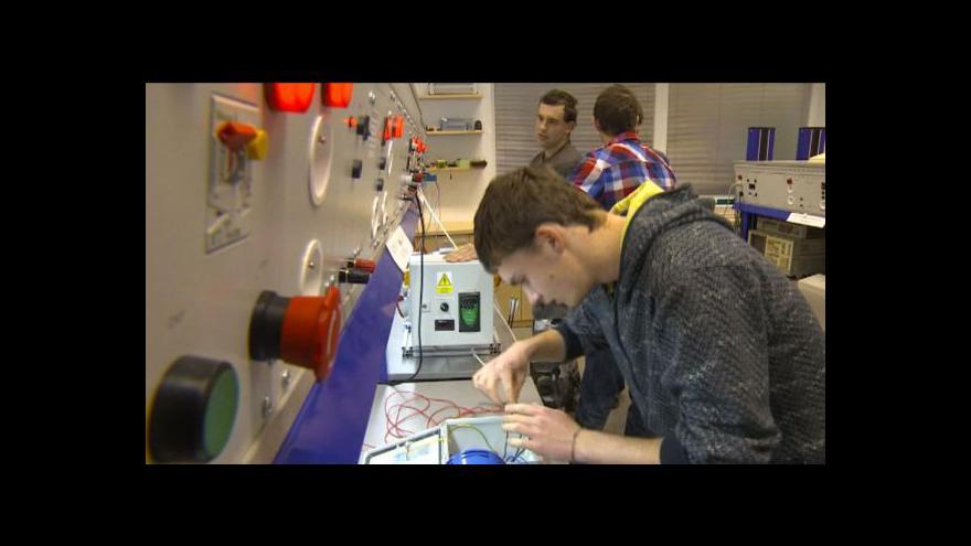 Video Radovan Daněk o podpoře technického vzdělávání