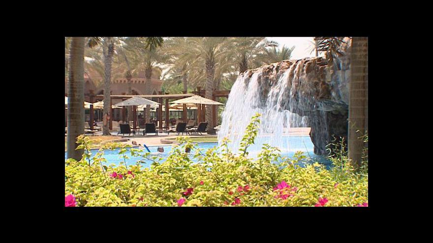 Video Saúdská Arábie se chce zaměřit na cestovní ruch