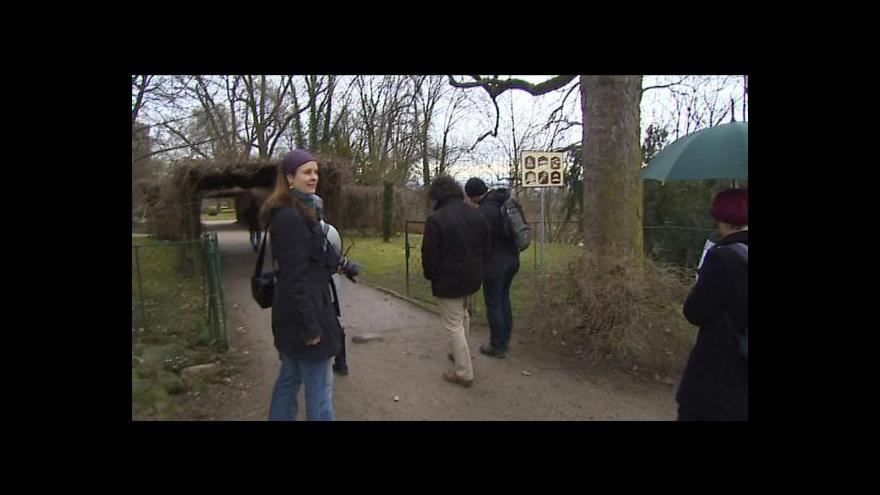 Video Aleš Hazuka o hlubockém parku