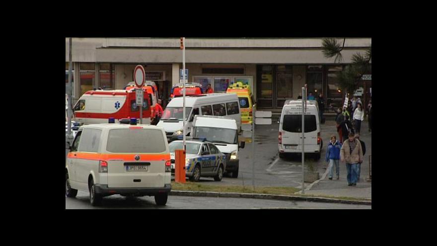 Video Většina dětí z havarovaného autobusu odjela z nemocnice