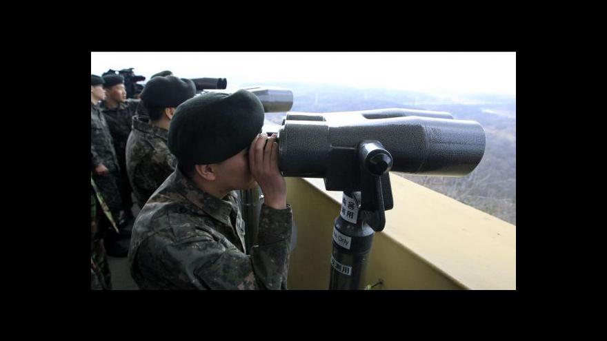 Video USA a Jižní Korea zvýšily stupeň ostražitosti