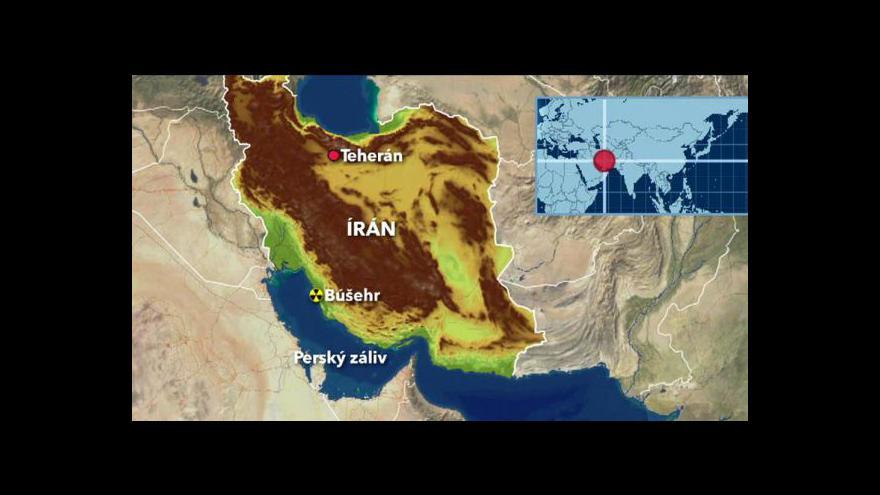 Video Zemětřesení v Íránu zabilo 37 lidí a srovnalo dvě vesnice se zemí