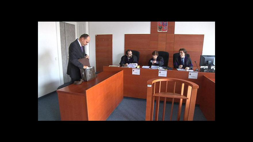 Video Kauza Františka Dohnala pokračuje