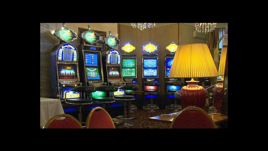Video Falešné kasino v Itálii