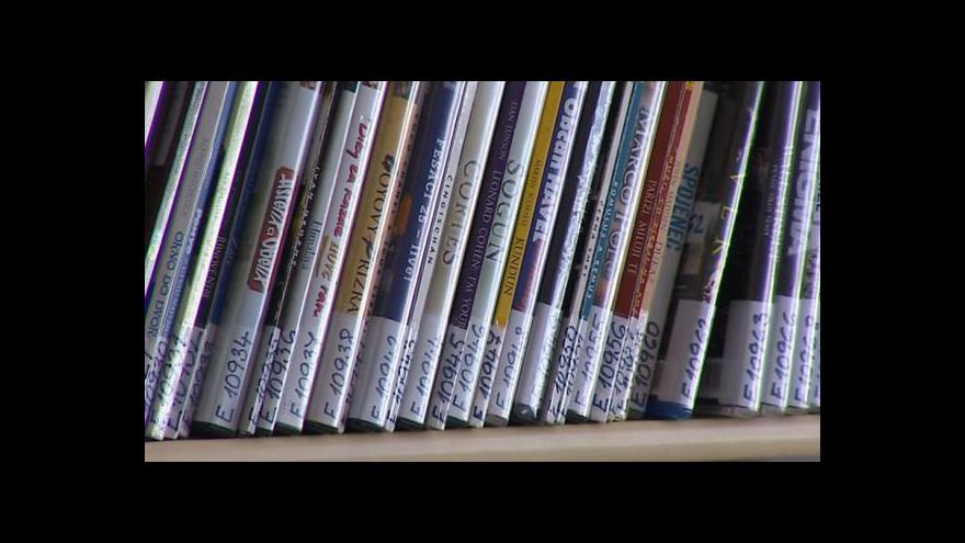 Video Knihovnám přibývají čtenáři