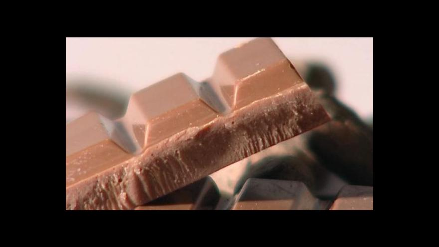 Video Studio ČT24 - čokoláda bez výčitek