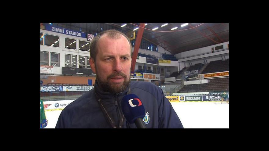 Video Rozhovor s trenérem Rostislavem Vlachem