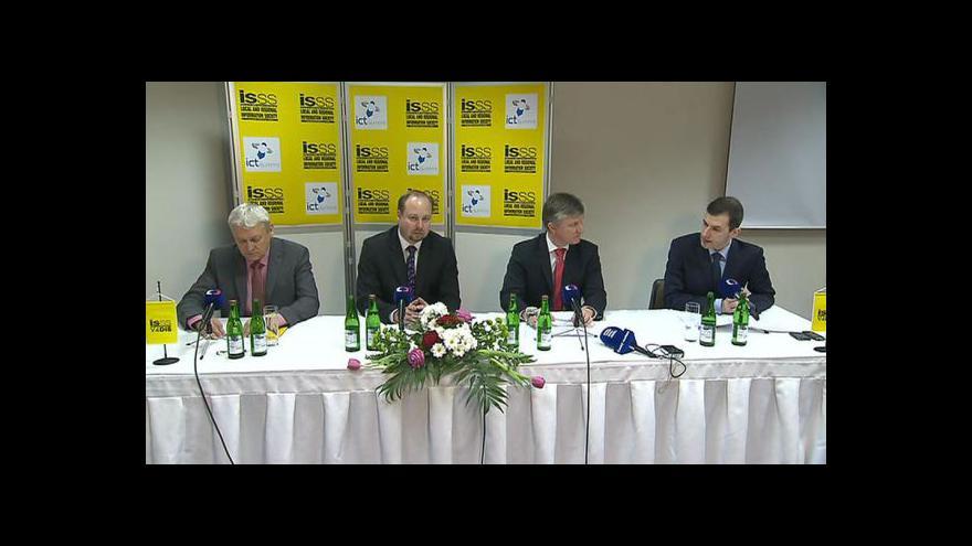 Video Konference Internet ve státní správě a samosprávě