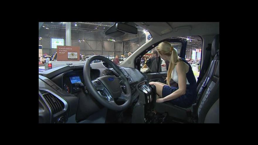 Video Autosalon Brno 2013