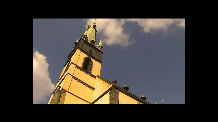 Video Jan Stuchlík o šikmé věži v Ústí