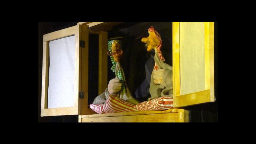 Video V Třebíči soutěžily amatérské loutkářské soubory