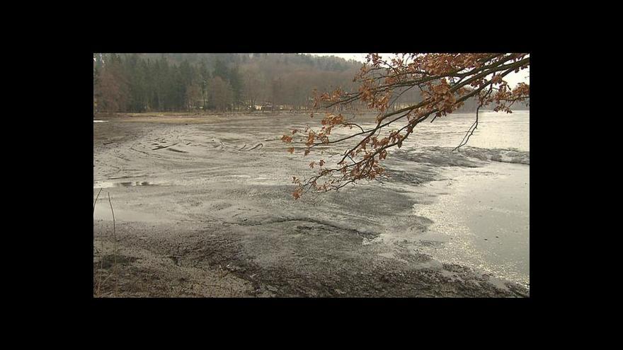 Video Lucie Rosí o výlovu konopišťského rybníka