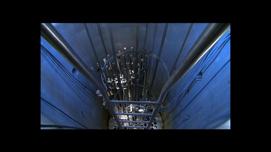 Video Události o obohaceném uranu