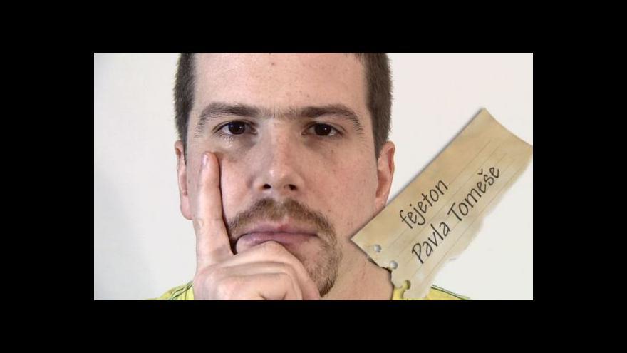 Video Fejeton Pavla Tomeše - Lajka