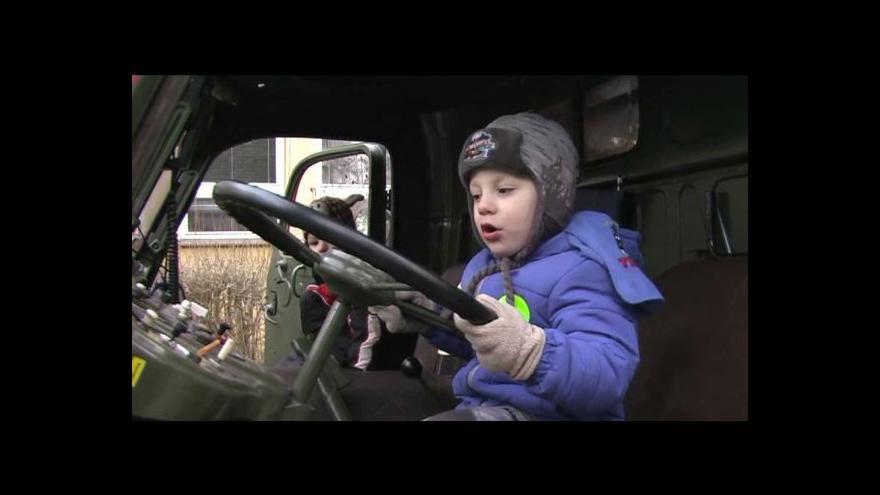 Video Reportáž Luboše Sušila