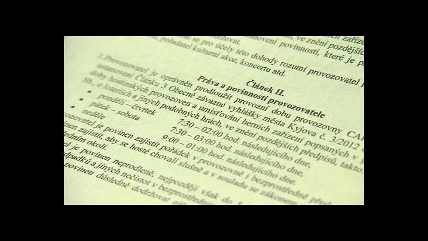 Video Téma vyhlášek v UVR